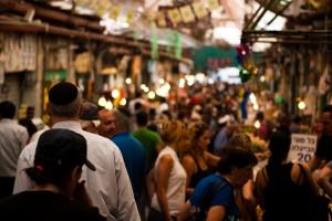 Machane Yehudah Market