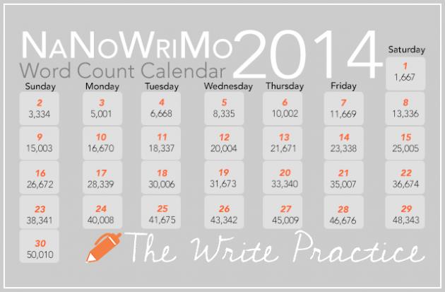 2014-NaNoWriMo-Calendar-630x413