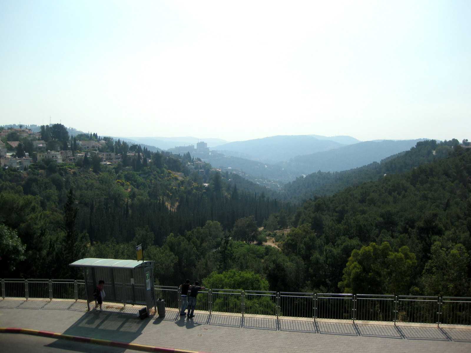 Mount Herzl in Jerusalem