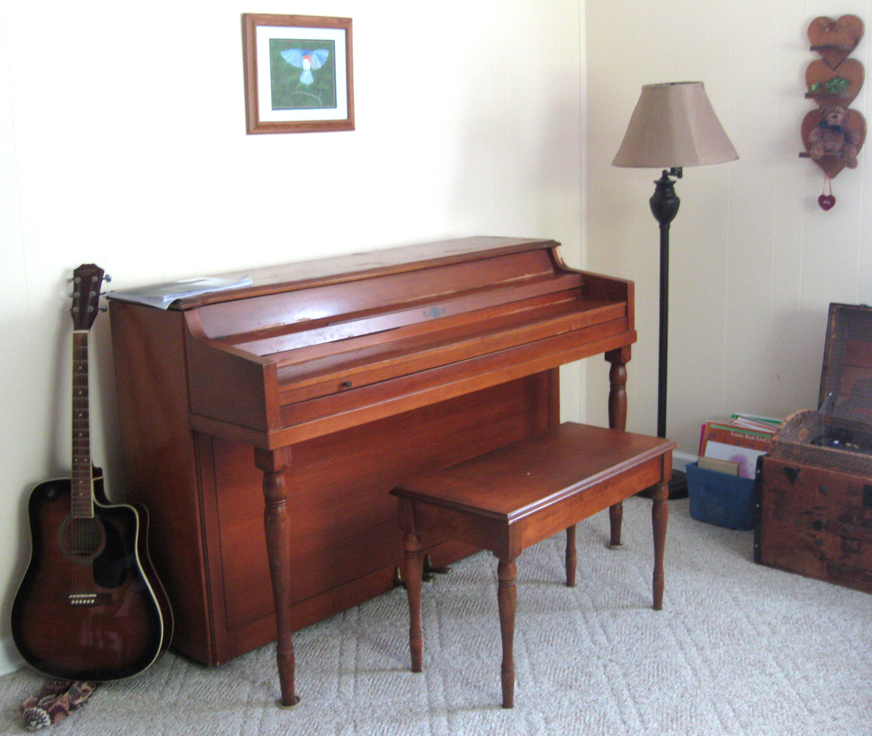 My New Piano
