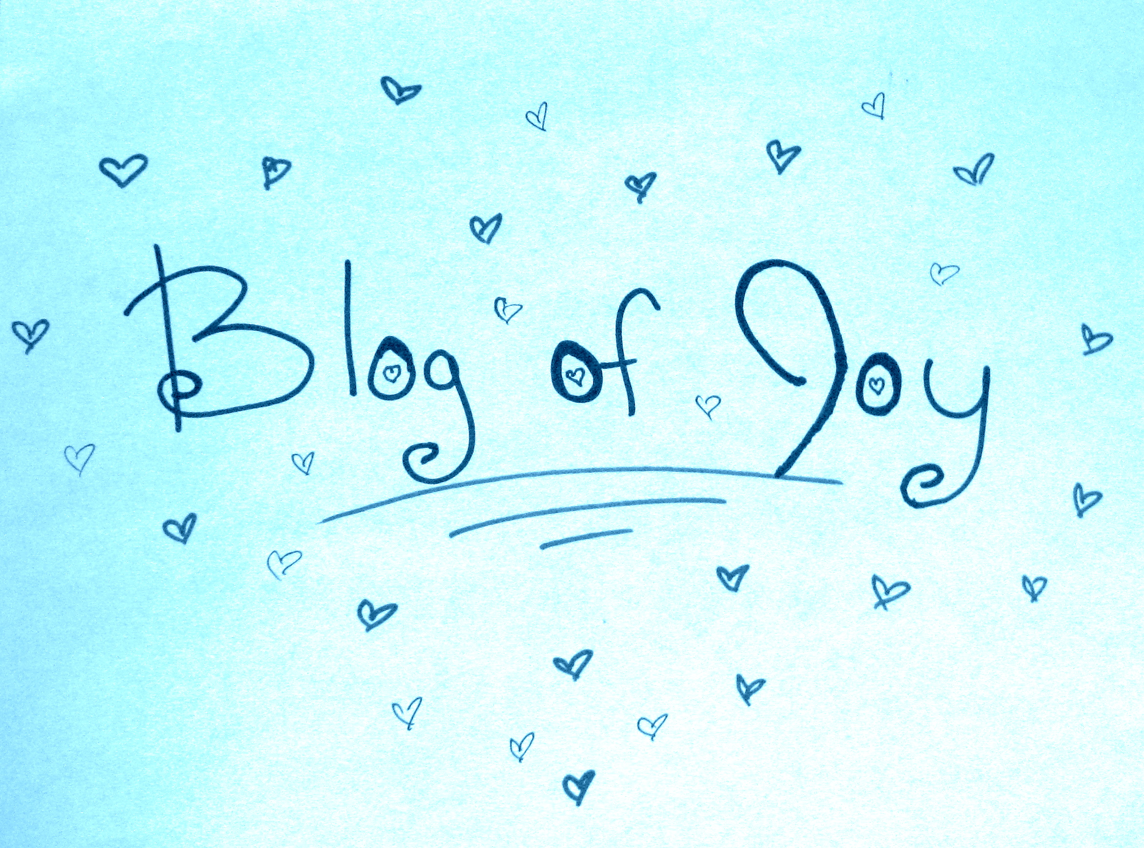 Blog of Joy
