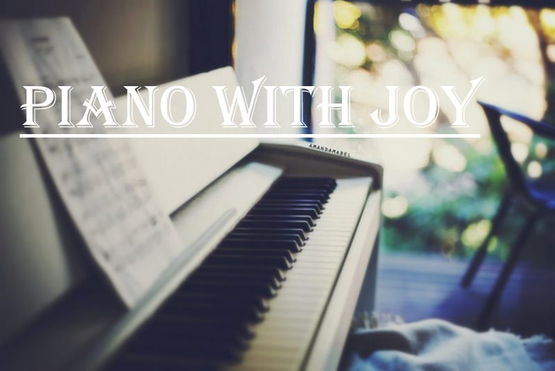 Piano with Joy
